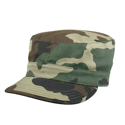 Camouflage Fatigue Hat