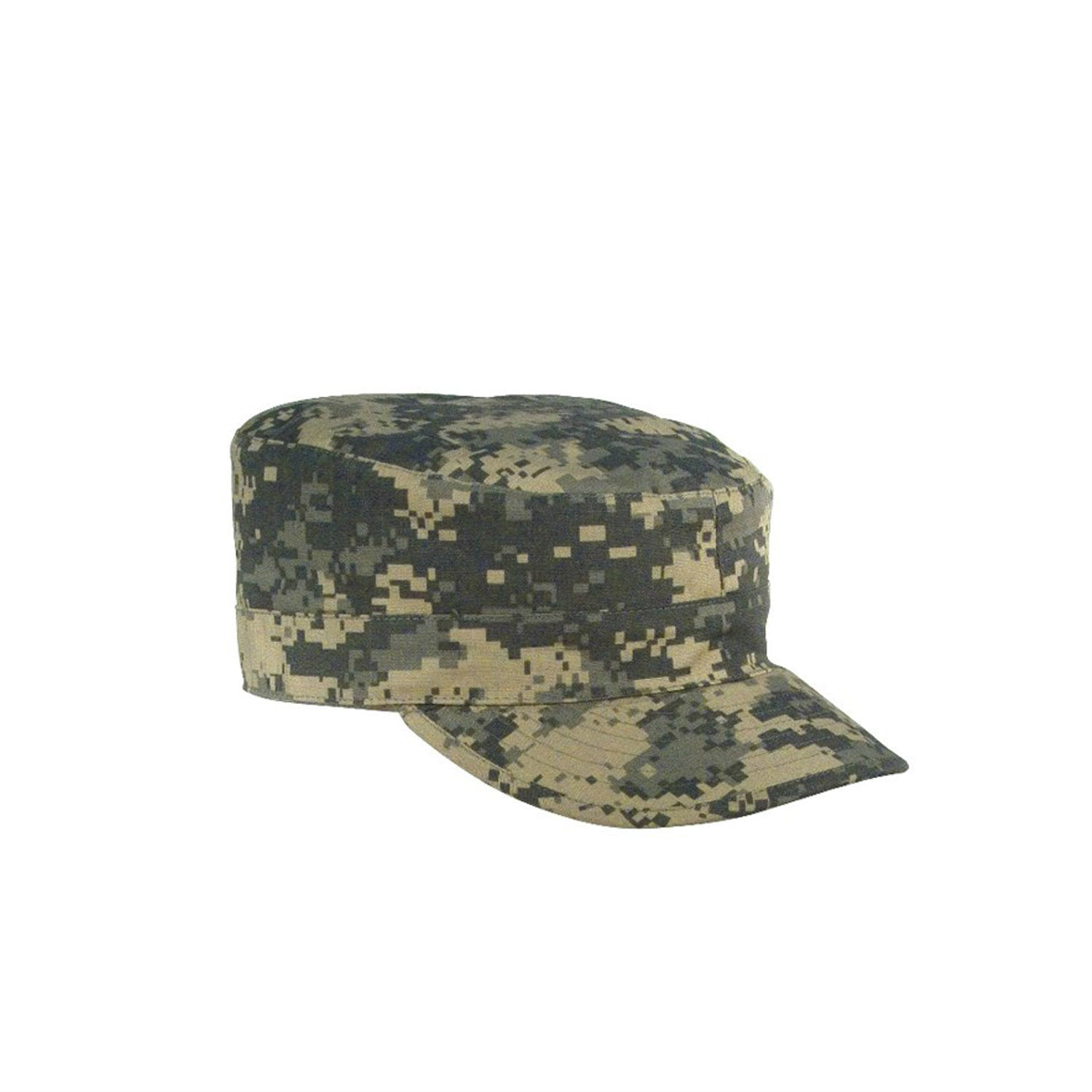 2 Ply Ranger Rip Stop Fatigue Hat ACU - Indy Army Navy