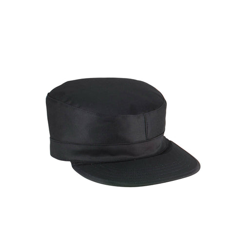 2 Ply Ranger Patrol Hat Black