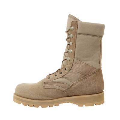 GI Type Sierra Sole Tactical Desert Boot Tan