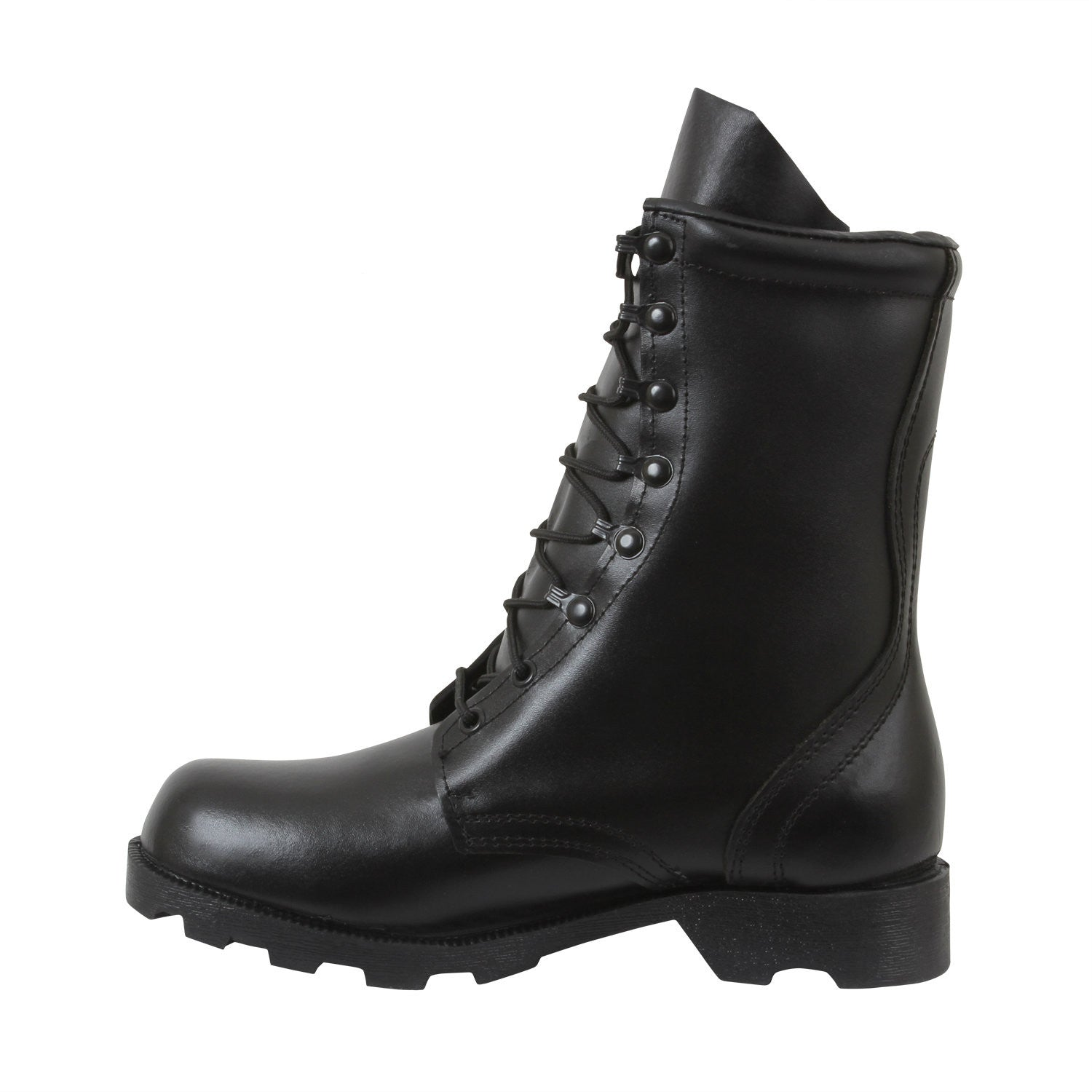 GI Type Speedlace Combat Boot Black