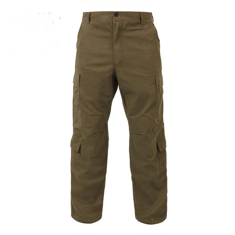 Vintage Paratrooper Fatigue Pants Russet Brown