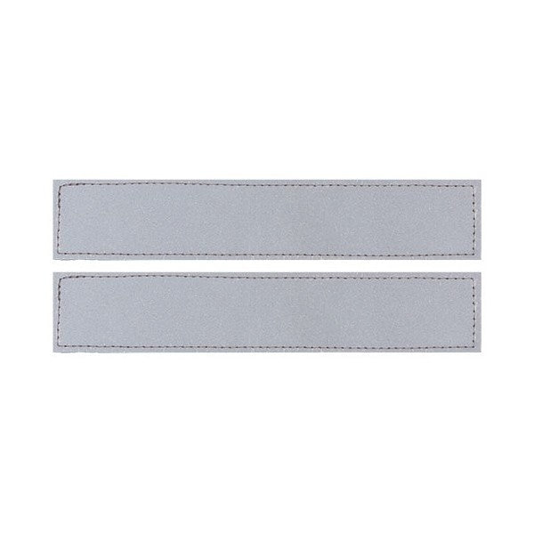 Safety Reflective Velcro Strips (2 Piece)