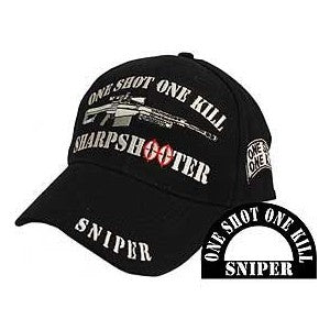 Sharpshooter One Shot, One Kill Hat
