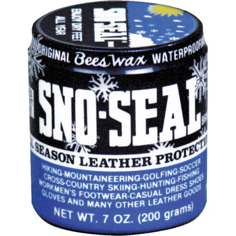 Atsko Sno-Seal Original Beeswax Waterproofing 7 oz.