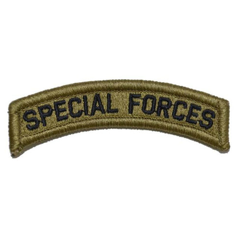 Special Forces OCP Tab Hook & Loop Patch