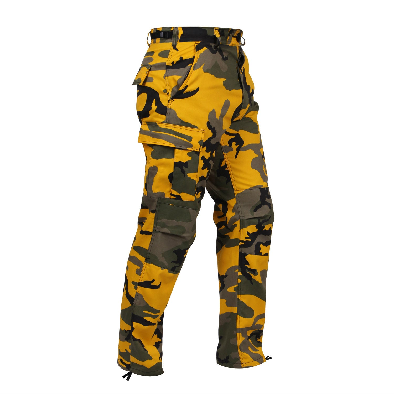 Stinger Yellow Camouflage BDU Pants