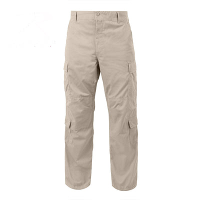 Vintage Paratrooper Fatigue Pants Stone