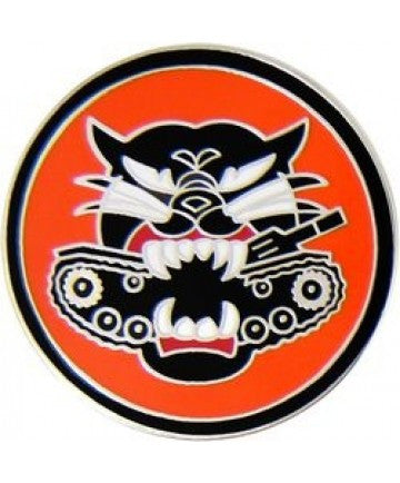 Tank Destroyer Force Hat Pin (1 Inch)