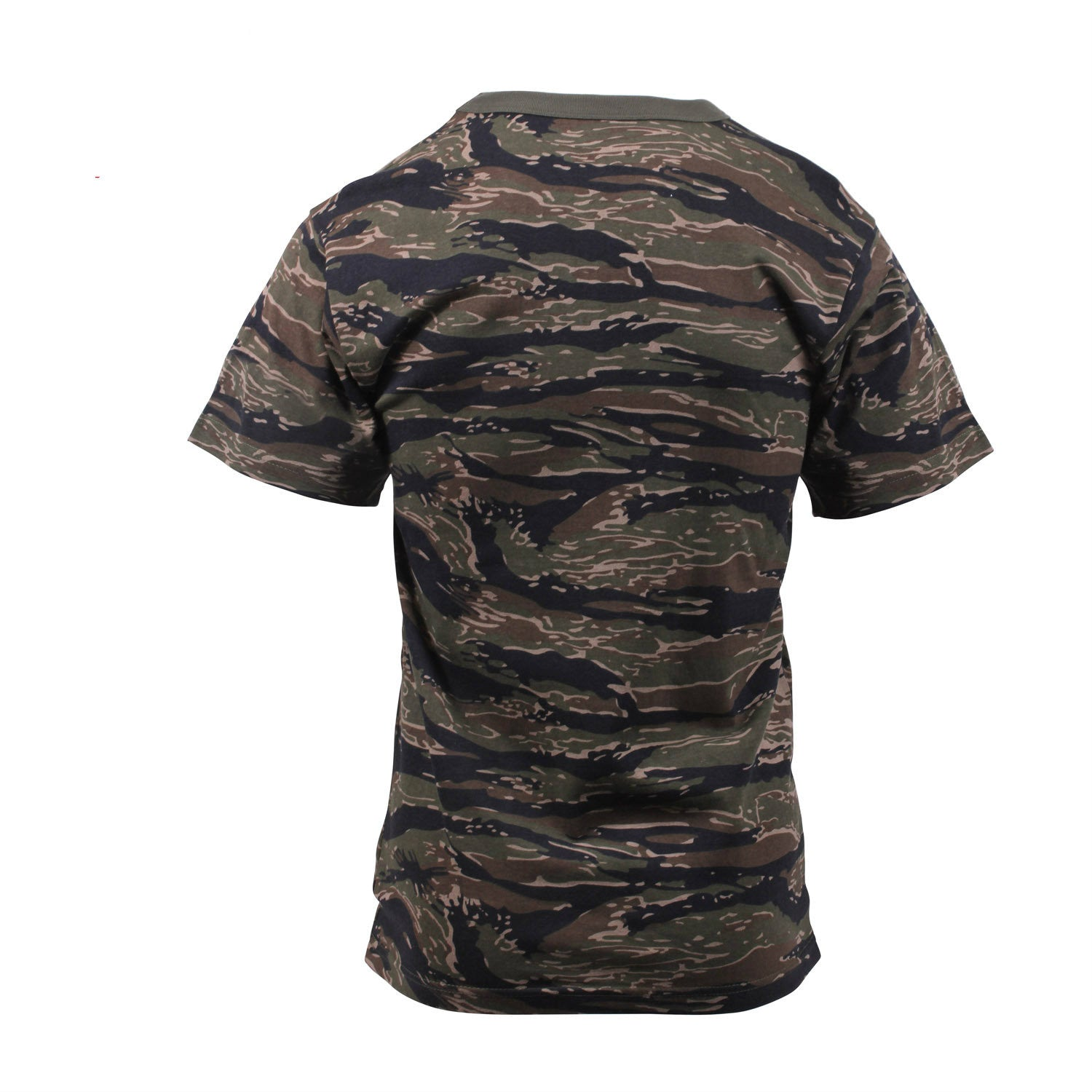 Tiger Stripe Camouflage T-Shirt