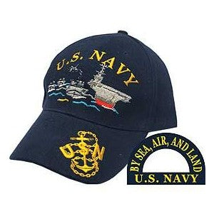 US Navy Fleet Ship Hat Navy