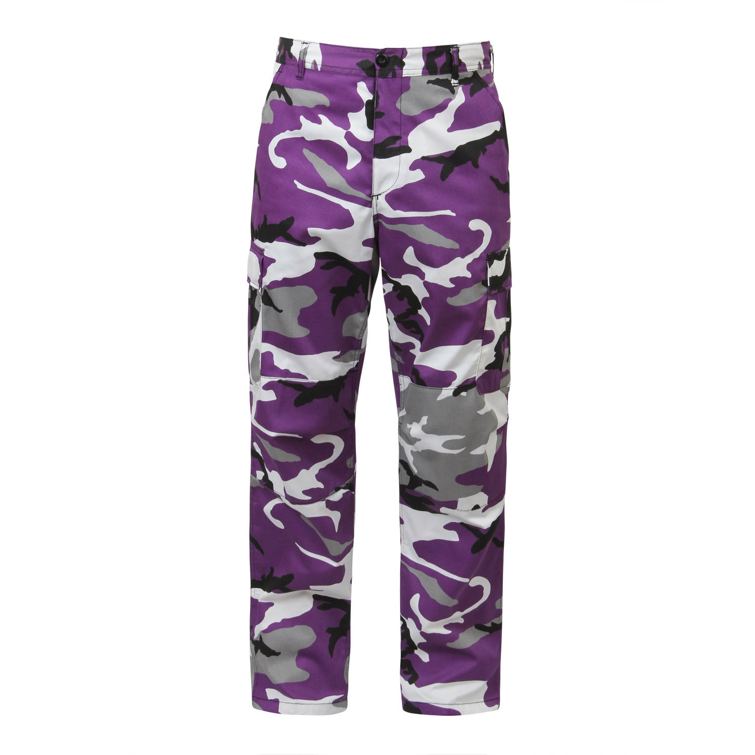 Ultra Violet Purple Camouflage BDU Pants - Indy Army Navy
