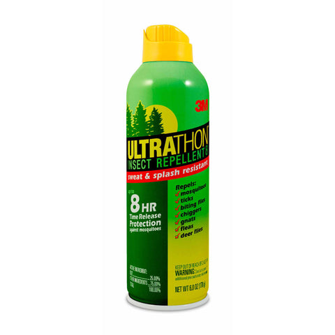 3M Ultrathon Insect Repellent Spray 25% Deet 6 oz.