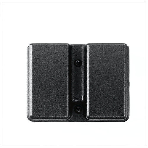 Uncle Mike's Kydex Double Mag Case Double Stack - Indy Army Navy