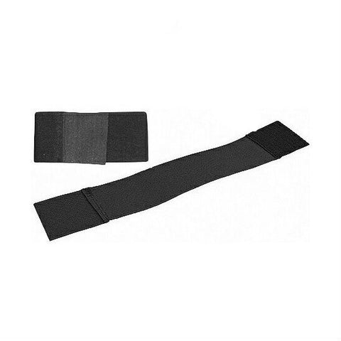"2"" Velcro Blousing Garters Black - Indy Army Navy"