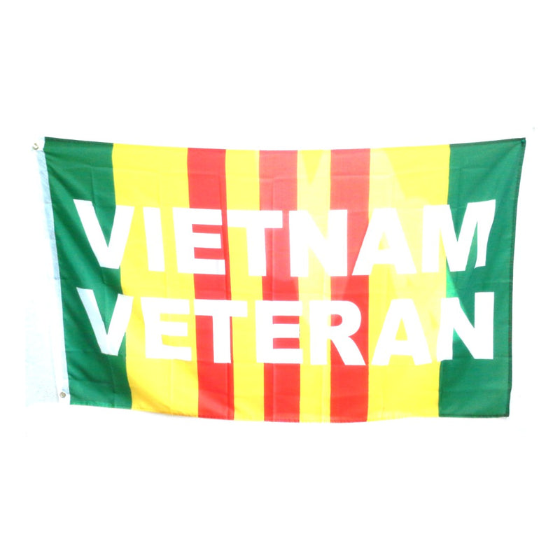 Vietnam Veteran Ribbon Flag 3' x 5'