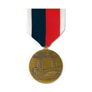 WWII Army of Occupation Medal
