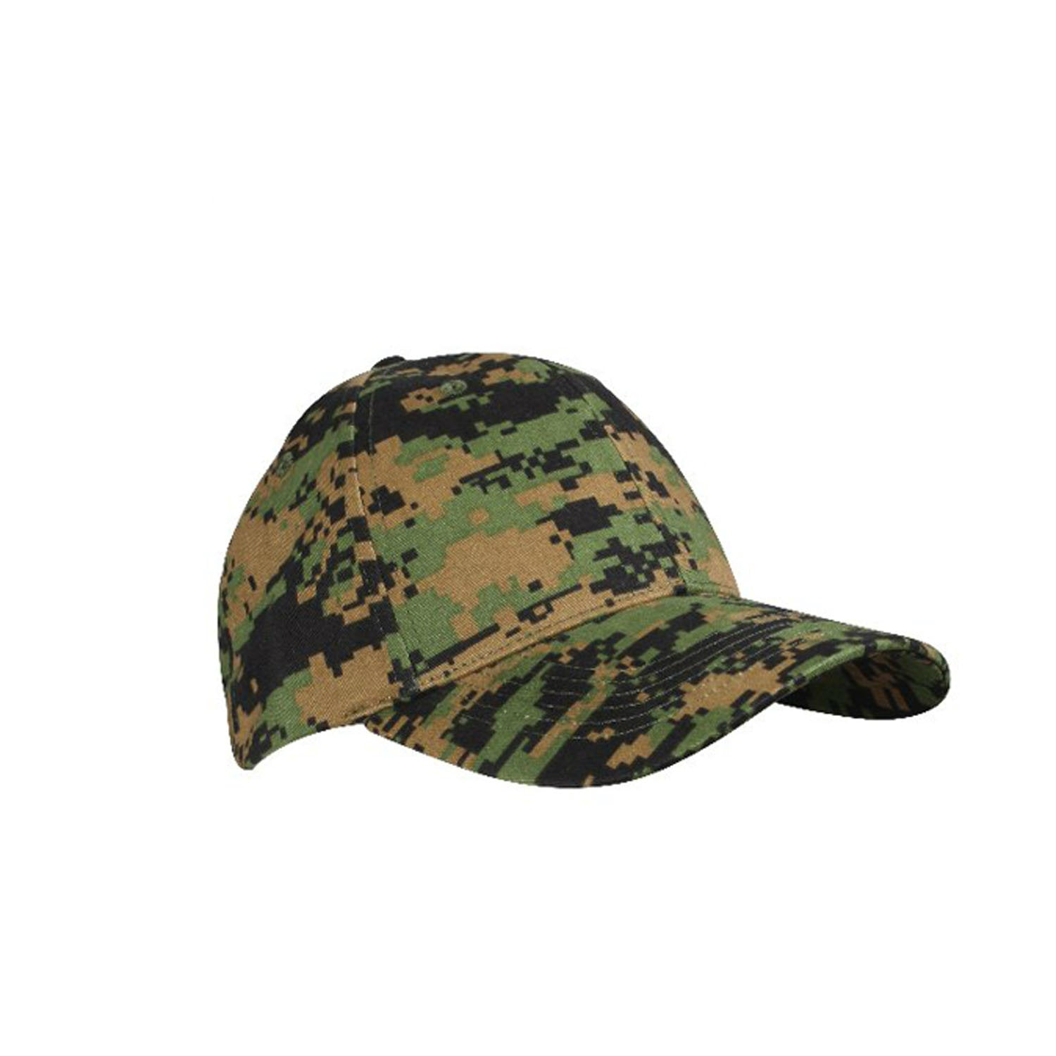 Woodland Digital Camouflage Hat