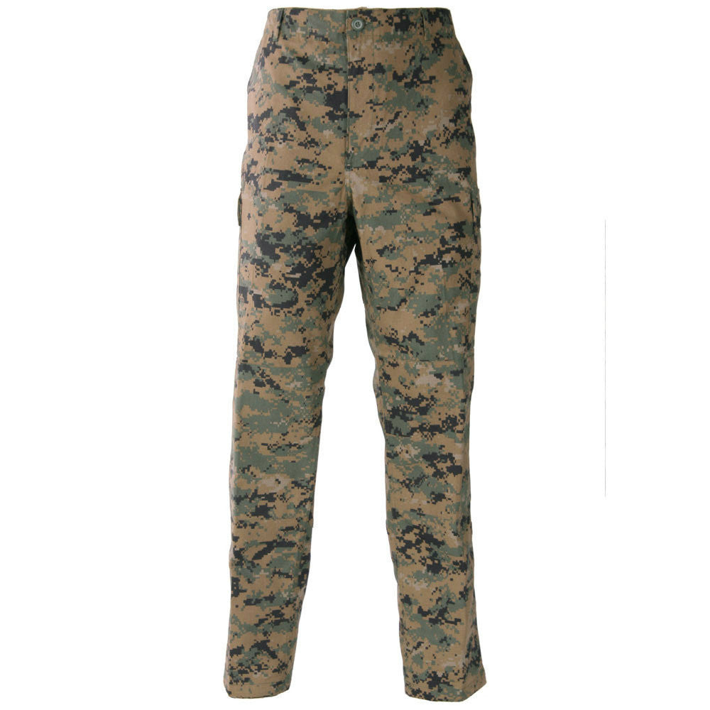 Propper Uniform BDU Pants Woodland Digital Camouflage