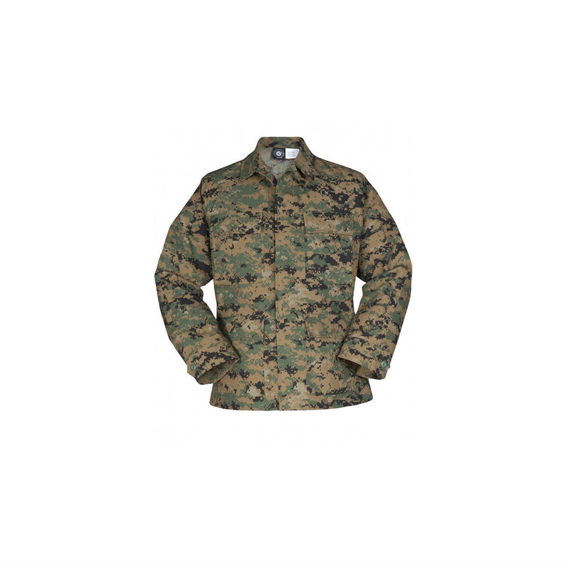 Propper Uniform BDU Shirt Woodland Digital