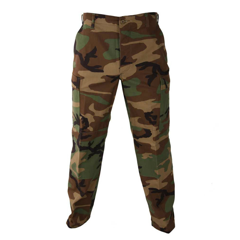 Propper Uniform BDU Pants Woodland Camouflage