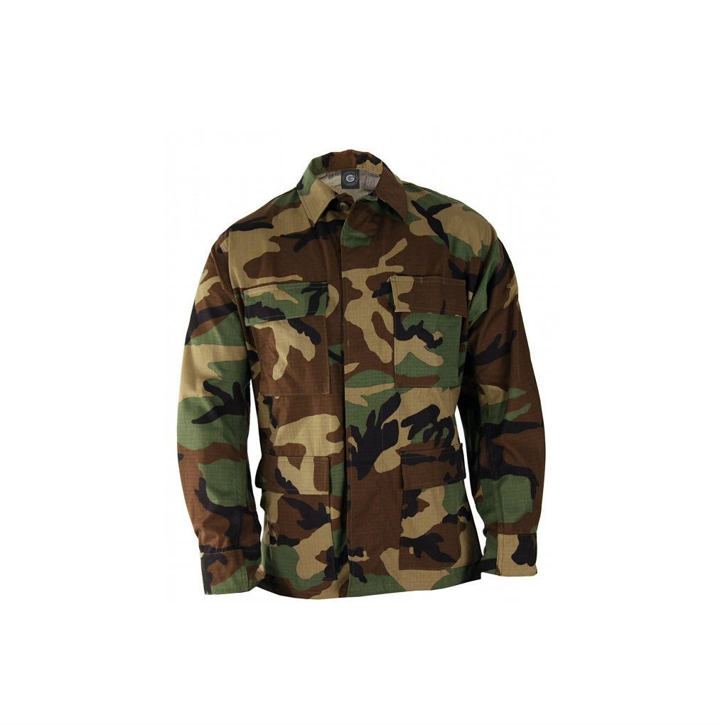 Propper Uniform BDU Shirt Woodland