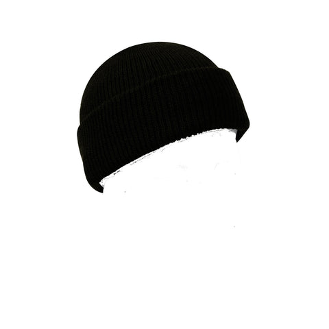 GI Wool Watchcap Black