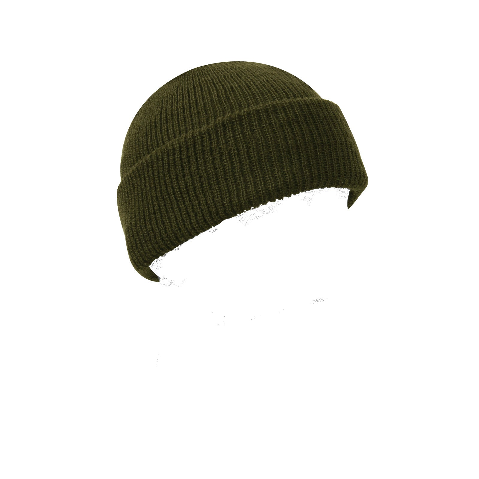 GI Wool Watchcap Olive Drab