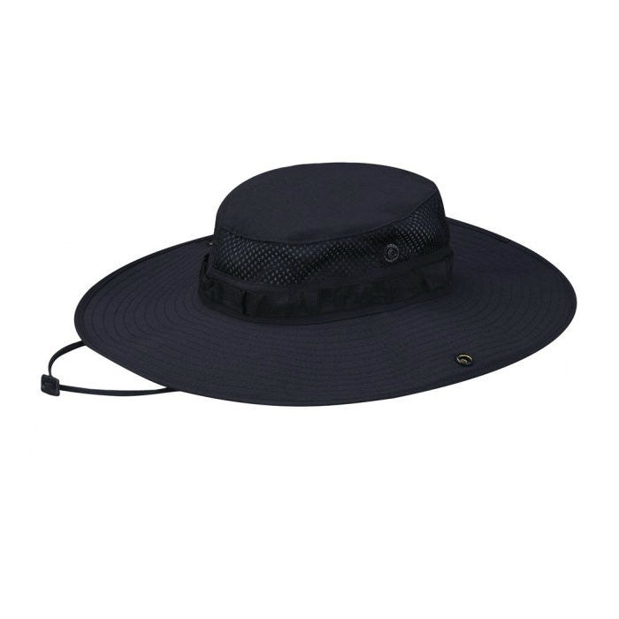 Summer Weight Wide Brim Boonie Navy