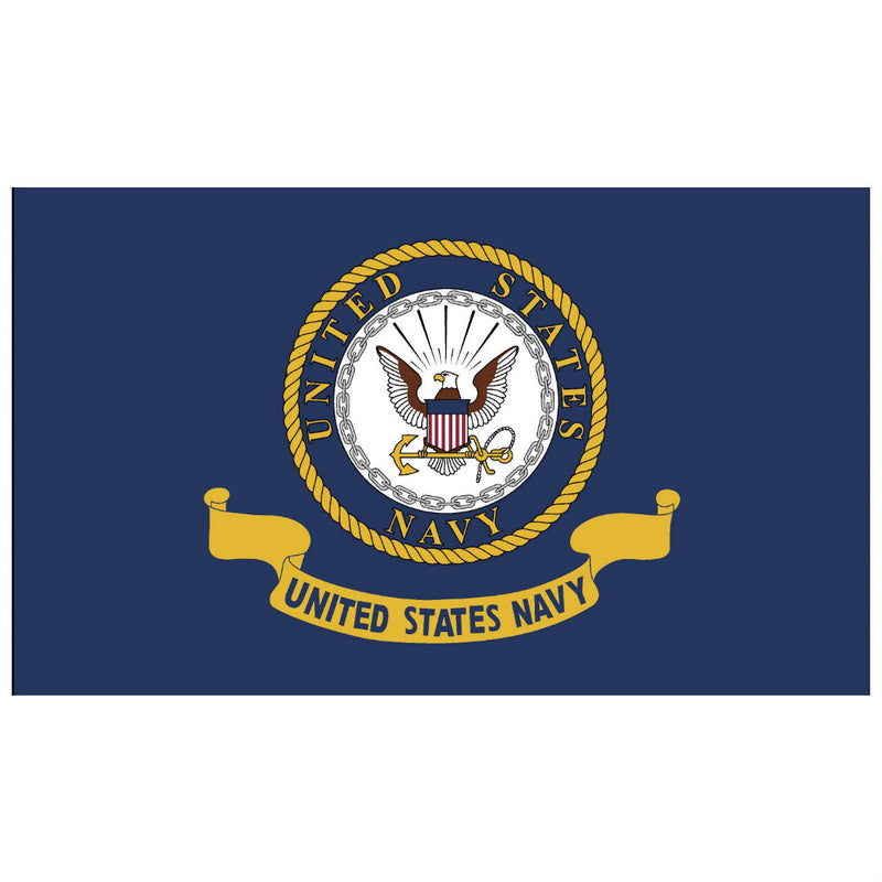 US Navy Seal Flag 3'x5'