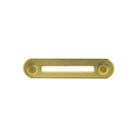 1 Ribbon Mount Brass