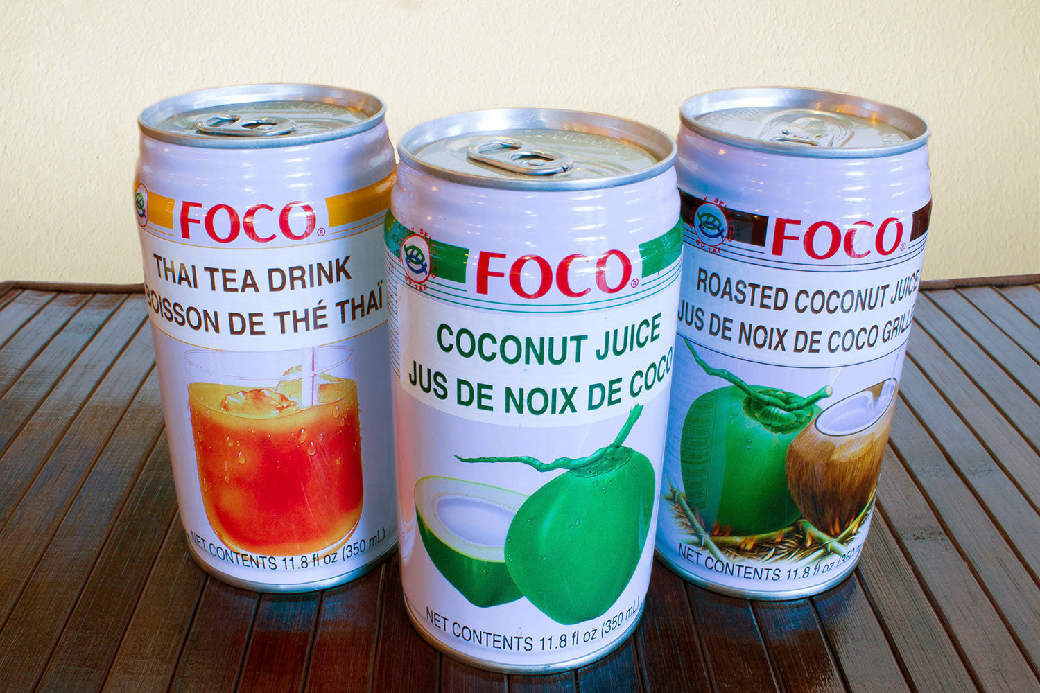 FOCO Fruit Juice (350ml)