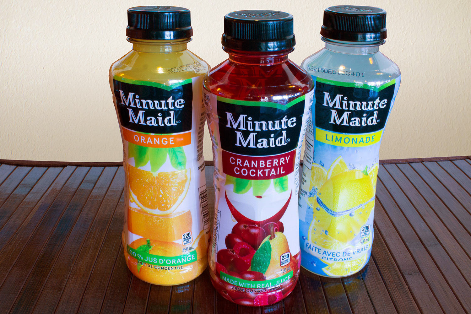 MINUTE MAID Juice (591ml)