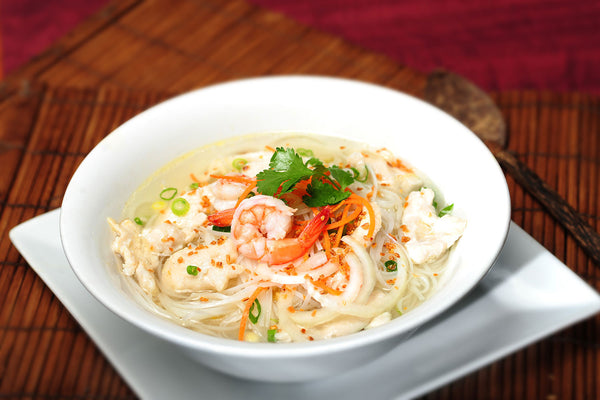 Tonkinese (served with rice vermicelli)