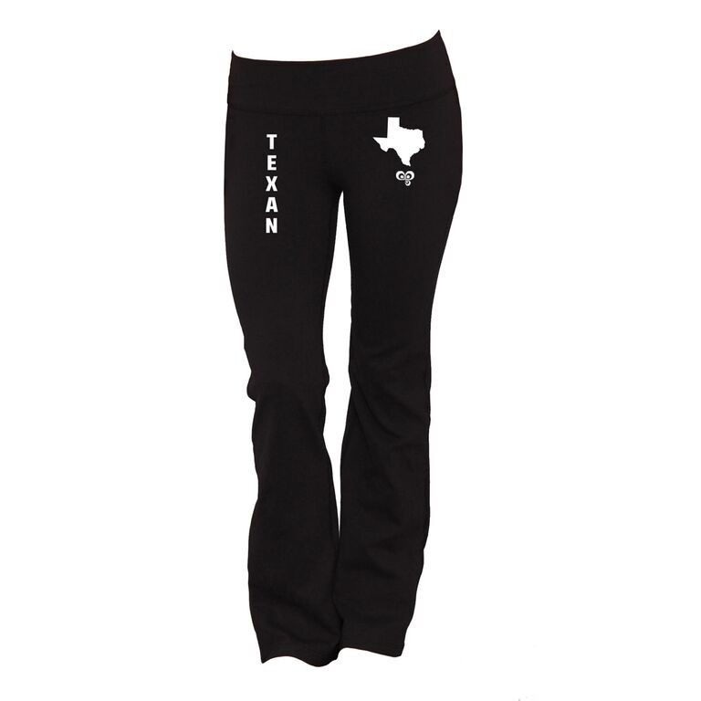 Texan Yoga Pants - Butterfly Trade