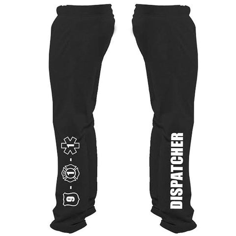 911 Dispatcher Sweatpants