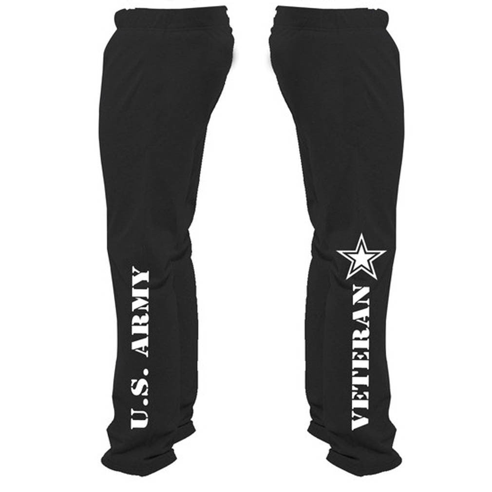 U.S. Army Veteran Sweatpants - Butterfly Trade