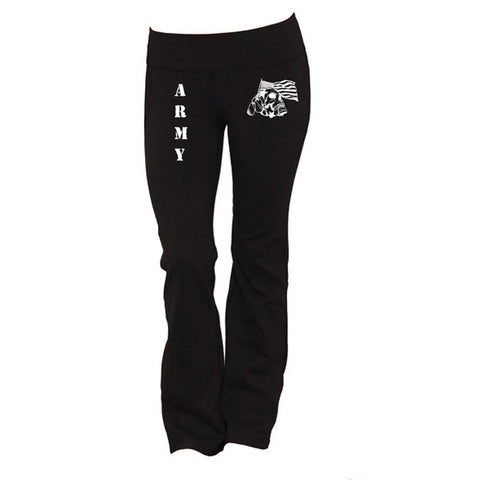 U.S. Army Yoga Pants - Butterfly Trade