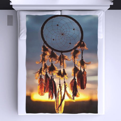 Dreamcatcher All Over Print Blanket