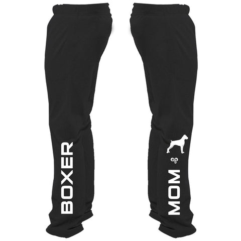 Boxer Mom Sweatpants
