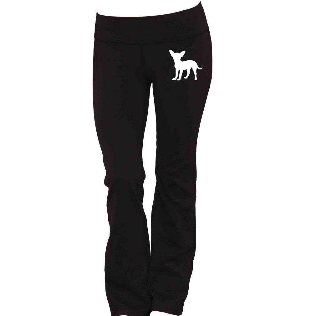 Chihuahua Yoga Pants - Butterfly Trade