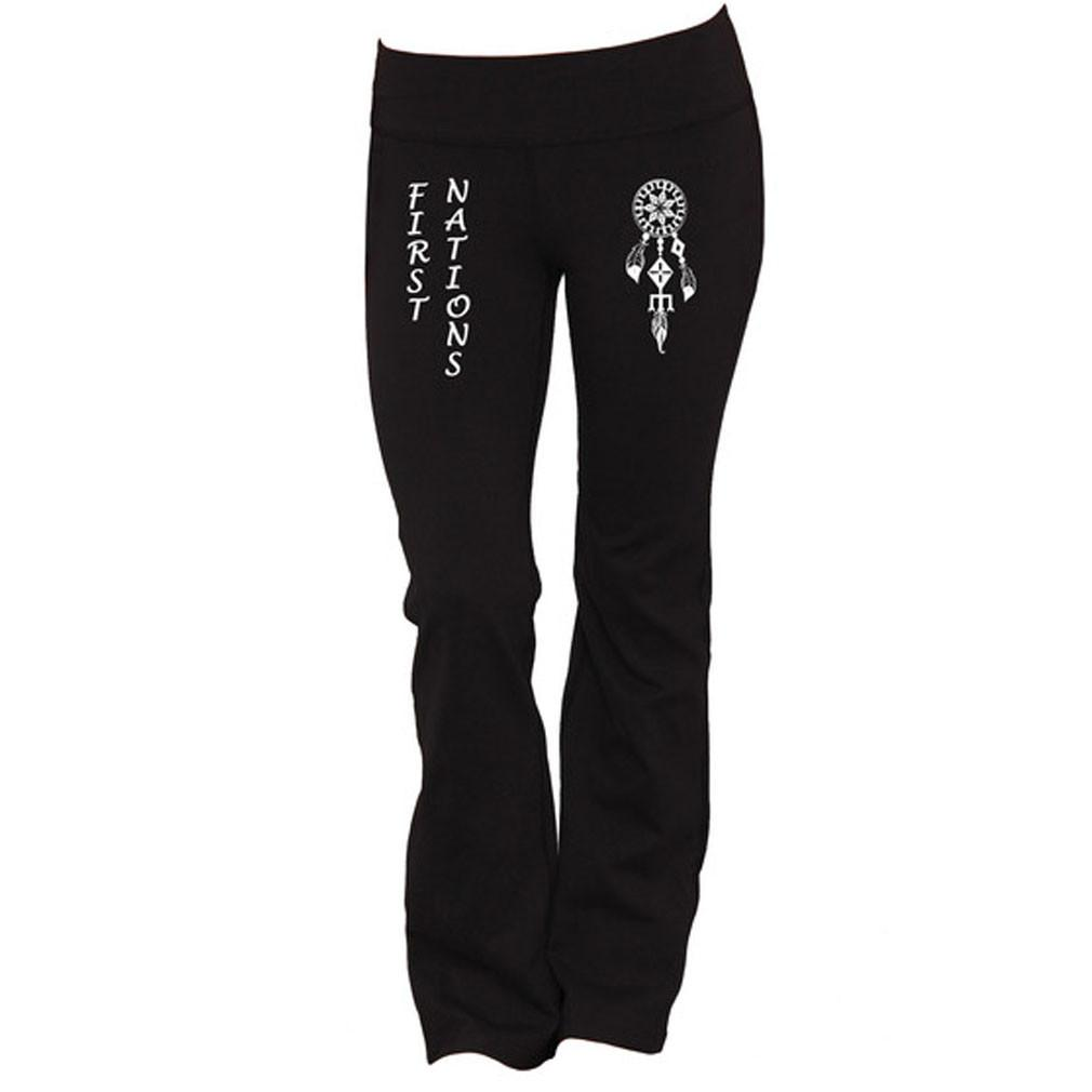 First Nations Yoga Pants - Butterfly Trade