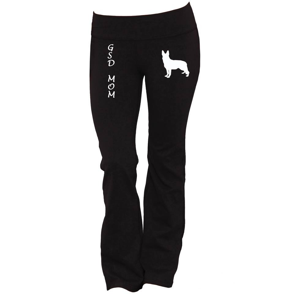 GSD Mom Yoga Pants - Butterfly Trade