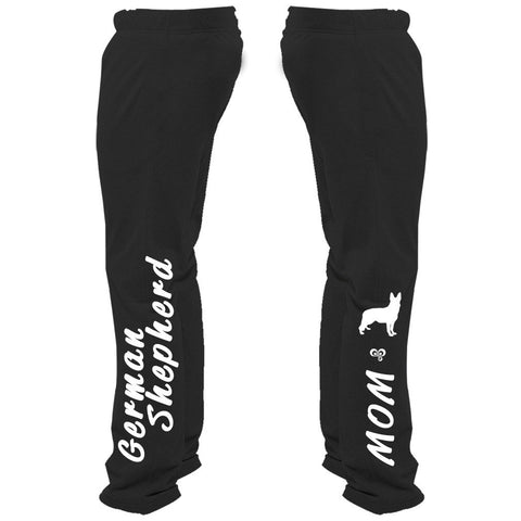 German Shepherd Mom Sweatpants