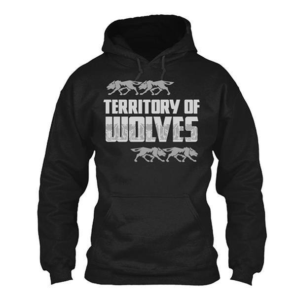 Territory Of Wolves - Butterfly Trade