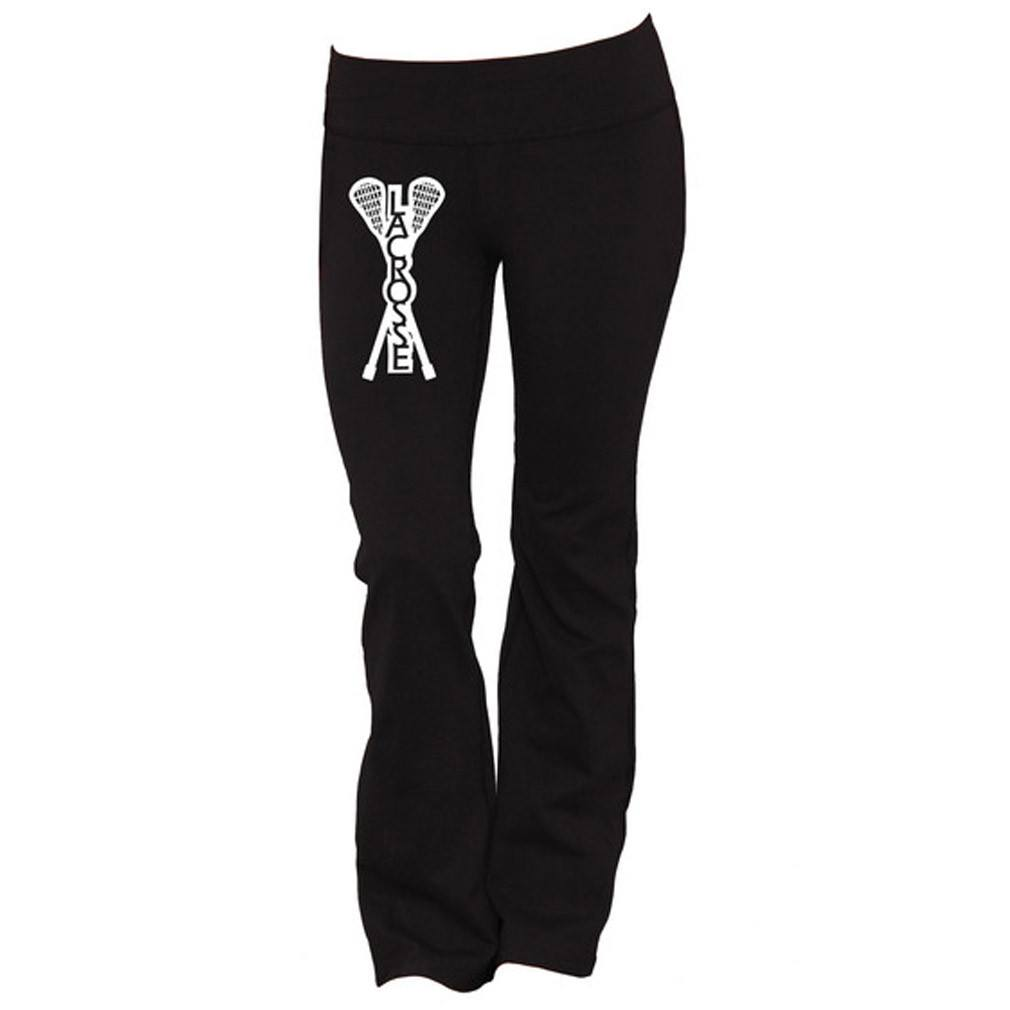 Lacrosse Yoga Pants - Butterfly Trade