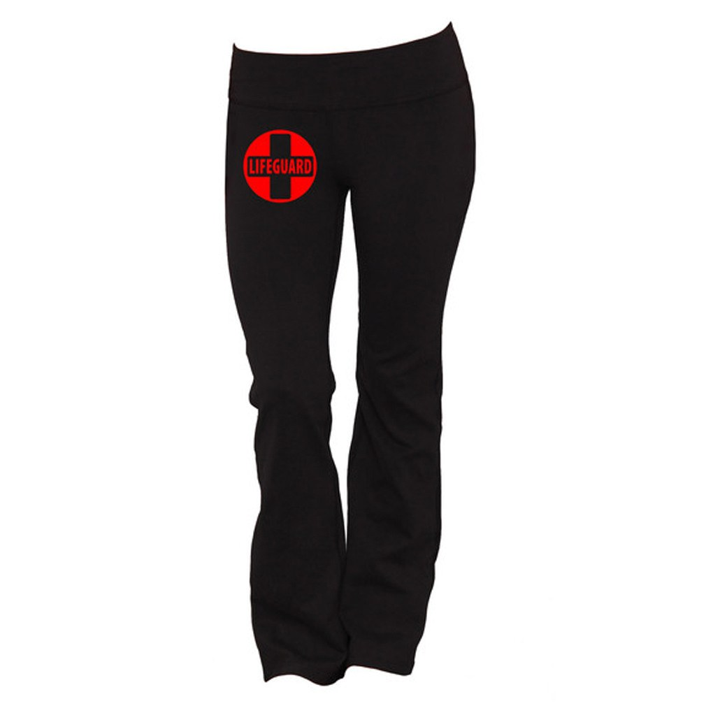 Lifeguard Yoga Pants - Butterfly Trade