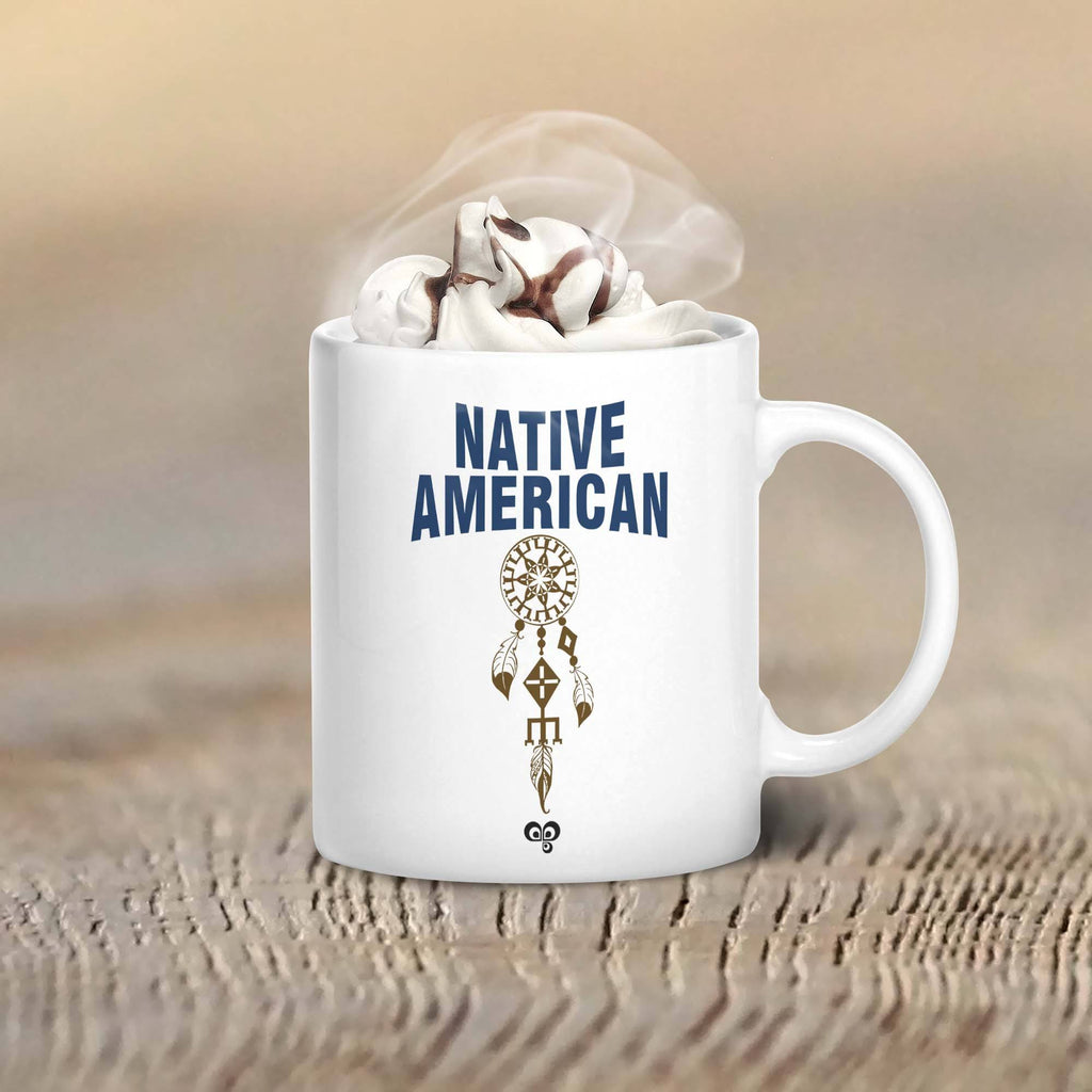 Native American Mug - Butterfly Trade