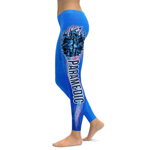 Paramedic All Over Print Leggings