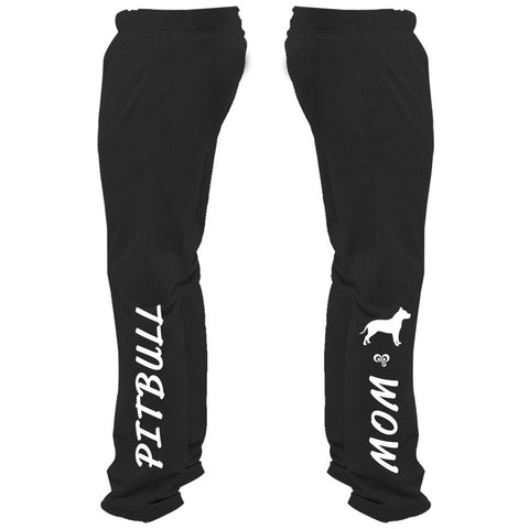 Pitbull Mom Sweatpants